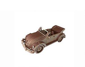 VW Fusca Conversível 3D a Laser MDF 100% Qualidade Decoração