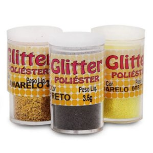 Glitter Importado Poliéster 3,5 Gramas