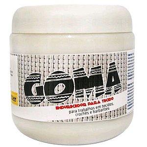 Goma Endurecedora para Tecido Glitter 250 gr