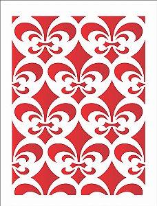 Stencil 32×42 Simples – Estamparia Ponta De Lança – OPA 1263