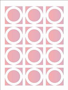 Stencil 32×42 Simples – Estamparia Anéis – OPA 1257