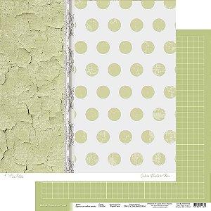 Papel Para Scrap Encanto de Flores - Seja sua melhor versão - Scrap By Antonio 2101-04