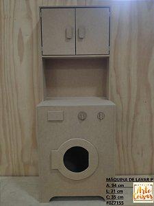 Máquina de Lavar Infantil P Em MDF
