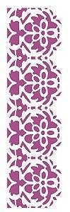 Stencil 10X30 Arabesco Ornamento II - OPA 2219