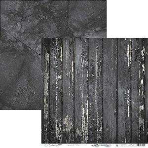Papel Scrapbook Carina Sartor - Coleção Essencial Texture - TEX-02