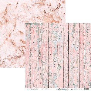 Papel Scrapbook Carina Sartor - Coleção Essencial Texture - TEX-03