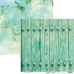 Papel Scrapbook Carina Sartor - Coleção Essencial Texture - TEX-05