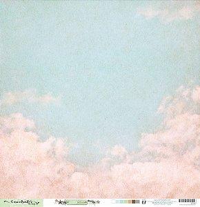 Papel Scrapbook Carina Sartor - Coleção Little Star - LIS-07