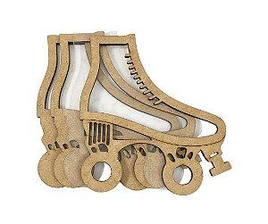 Kit Shaker Box Patins Roller M - 9,5 cm - SB06M