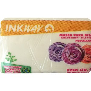 Massa Biscuit Natural Inkway 400 gr