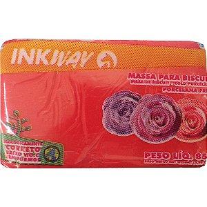 Massa Biscuit Vermelho Inkway 400 gr