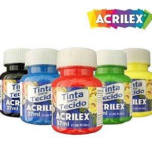 Tinta Para Tecido Fosca - 37 ml - Acrilex