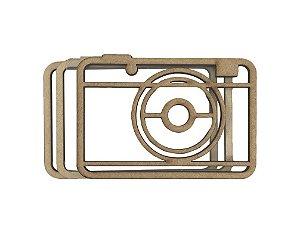 Kit Shaker Box Câmera G - 12 cm - SB35G
