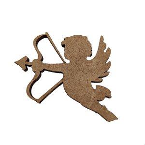 Aplique Laser MDF - Cupido - 5cm