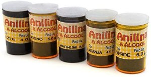 Anilina a Álcool Gliart 4 g