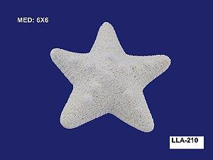 Aplique em Resina Estrela do Mar 6x6 cm - LLA 210