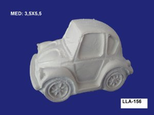 Aplique em Resina Fusca Mini 3,5x5,5 cm - LLA 156