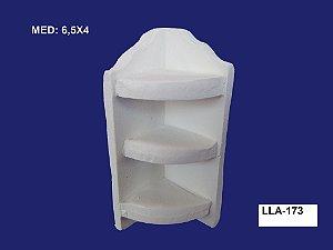Aplique em Resina Prateleira 6,5x4 cm - LLA 173