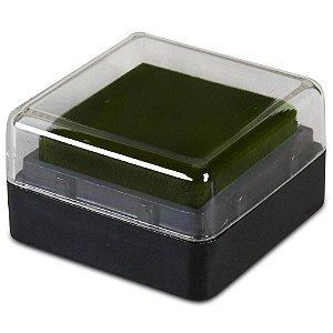 Almofada Para Carimbo Apex Verde Pinheiro 546