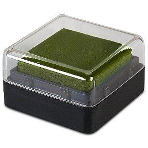 Almofada Para Carimbo Apex Verde Oliva 545