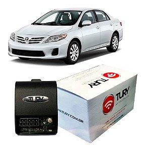 Módulo De Rebatimento Retrovisor Corolla 2009 2010 2011 2012