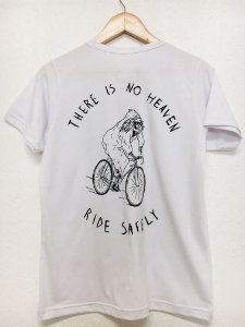 Camiseta There's no heaven - Branco