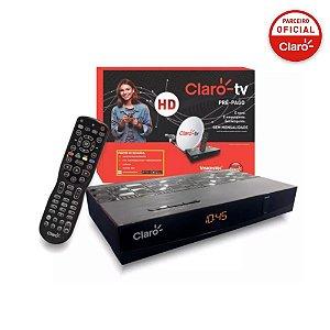 Receptor Claro TV Pré HD