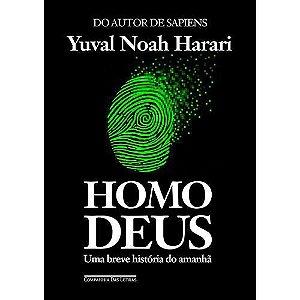 livro homo deus
