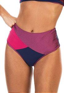 Calcinha Hot Pants Dupla Face Com Recorte