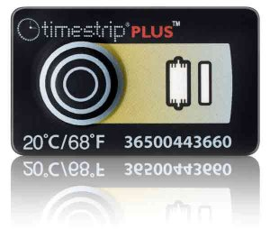 (20°C/68°F) - Timestrip Plus TP-365
