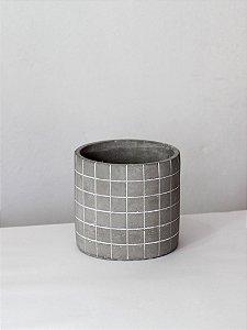 Cachepot linha Grid | Pote Pequeno