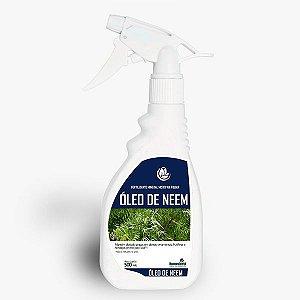 Repelente Óleo de Neem (500ml) - Combate Coclhonilha, Lagarta e Pulgão