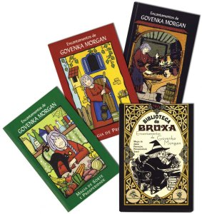Biblioteca da Bruxa Alemdalenda - Govenka Morgan
