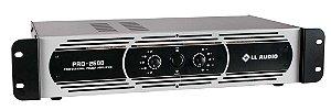 Amplificador de potência LL AUDIO PRO-2600