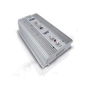 Amplificador de linha 35db PRÓ-ELETRONIC PQAP 6350 VHF/UHF/CATV 1GHz