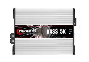 Módulo Amplificador TARAMPS BASS 5K Classe D 1 canal 5000W RMS 1 OHM