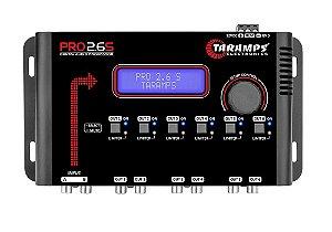 Processador de Áudio TARAMPS PRO 2.6S 06 SAÍDAS DIGITAL