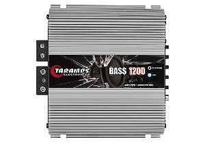 Módulo Amplificador TARAMPS BASS 1200  Classe D 1 canal 1200W RMS