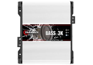Módulo Amplificador TARAMPS BASS 3K Classe D 1 canal 3000W RMS 1 OHM