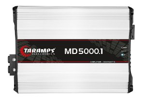 Módulo Amplificador TARAMPS MD 5000 Classe D 1 canal 5000W RMS