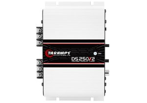 Módulo Amplificador TARAMPS DS 250x2 Classe D 250 watts 2 Canais 125W RMS