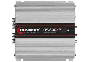 Módulo Amplificador TARAMPS DS 800x2 Classe D 800 Watts 2 Canais 400W RMS