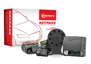 Alarme Automotivo TARAMPS KEYPASS