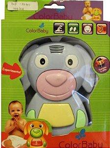 Brinquedos Para Bebês Com Botões Musicais - Cachorrinho