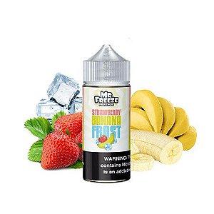 Mr. Freeze - Strawberry Banana Frost