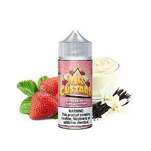 Mr. Freeze - Strawberry Vanilla Custard