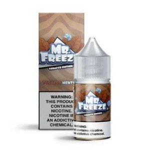 Mr. Freeze - Nic Salt Tabaco Menthol