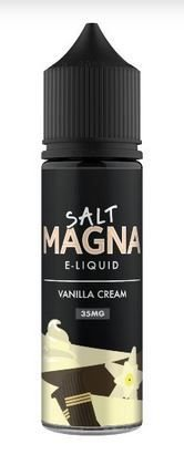 Magna Salt - Vanilla Cream  (Baunilha)