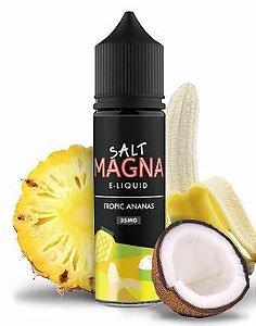 Magna Salt - Tropic Ananas (Banana, Abacaxi e coco)