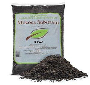 Substrato orgânico 20 litros